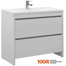 Мебель для ванной Belux Тумба под умывальник Мадрид Н100-02