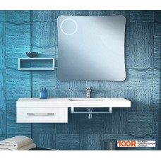 Мебель для ванной Belux Тумба под умывальник Отель Н 60-01 (правый)