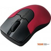 Мышь Elecom MICRO GRAST Wireless Mouse Neon Red (13048)