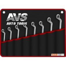 Набор ручных инструментов AVS K2N8M (8 предметов)