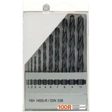 Набор ручных инструментов Bosch 1609200203 10 предметов