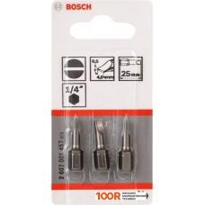 Набор ручных инструментов Bosch 2607001457 3 предмета