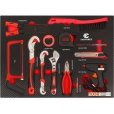 Набор ручных инструментов Everforce EF-21036 (13 предметов)