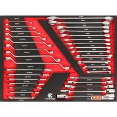 Набор ручных инструментов Everforce EF-21056 (38 предметов)