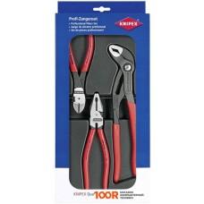Набор ручных инструментов Knipex 002010 (3 предмета)