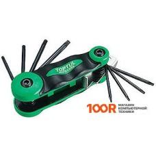 Набор ручных инструментов Toptul AIFB0802 8 предметов