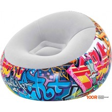 Надувная мебель Bestway Graffiti 75075