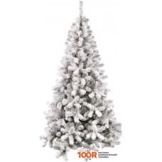Новогодняя ёлка GreenTerra Оливия заснеженная 1.2 м