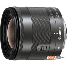 Объектив Canon EF-M 11-22mm f/4-5.6 IS STM