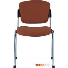 Офисное кресло Nowy Styl Era Chrome C-24 (коричневый)