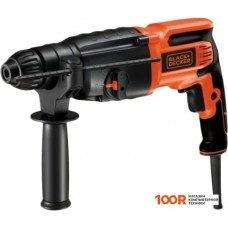 Перфоратор Black & Decker BDR26K