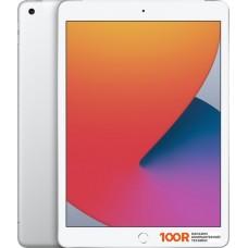 "Планшет Apple iPad 10.2"" 2020 128GB LTE MYMM2 (серебристый)"