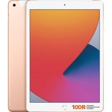 "Планшет Apple iPad 10.2"" 2020 128GB LTE MYMN2 (золотистый)"