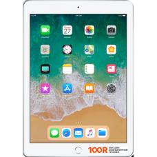 Планшет Apple iPad 2018 128GB MR7K2 (серебристый)