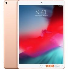Планшет Apple iPad Air 2019 64GB LTE MV0F2 (золотистый)