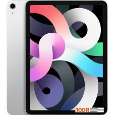 Планшет Apple iPad Air 2020 64GB (серебристый)