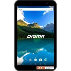 Планшет Digma Optima 8019N TS8182ML 8GB 4G (черный)