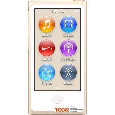 Плеер Apple iPod nano 16GB Gold (7th generation) [MKMX2]