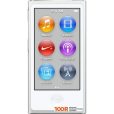 Плеер Apple iPod nano 16GB Silver (7th generation) [MKN22]