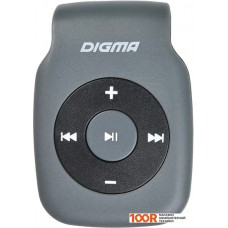 Плеер Digma P2 (серый)