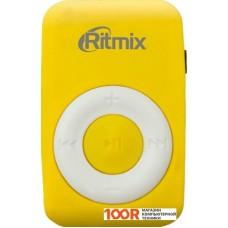 Плеер Ritmix RF-1010 (желтый)