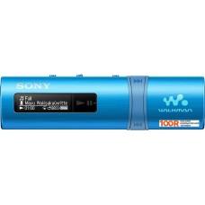 Плеер Sony NWZ-B183F 4GB (голубой)