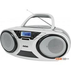 Портативная аудиосистема BBK BX516BT (серебристый)