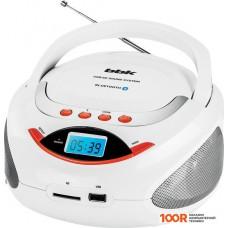 Портативная аудиосистема BBK BS09BT (белый)