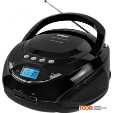 Портативная аудиосистема BBK BS09BT (черный)