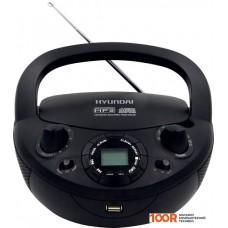 Портативная аудиосистема Hyundai H-PCD200