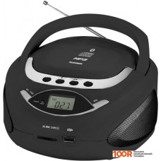 Портативная аудиосистема TELEFUNKEN TF-CSRP3494B (черный)