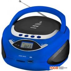 Портативная аудиосистема TELEFUNKEN TF-CSRP3494B (синий)