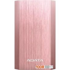 Портативное зарядное устройство A-Data A10050 (розовый) [AA10050-5V-CRG]