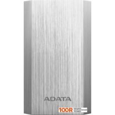 Портативное зарядное устройство A-Data A10050 (серебристый) [AA10050-5V-CSV]