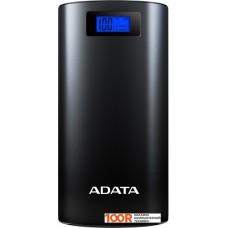 Портативное зарядное устройство A-Data P20000D (черный) [AP20000D-DGT-5V-CBK]