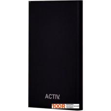 Портативное зарядное устройство ACTIV Vitality 4500mAh (черный)