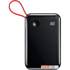 Портативное зарядное устройство Baseus Mini S Digital Display PPXF-B01 10000mAh (черный)