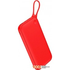 Портативное зарядное устройство Baseus Powerful PPKC-A09 20000mAh (красный)