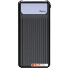 Портативное зарядное устройство Baseus Thin Digital PPYZ-C01 10000mAh (черный)
