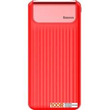 Портативное зарядное устройство Baseus Thin Digital PPYZ-C09 10000mAh (красный)