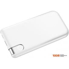 Портативное зарядное устройство Baseus Thin Version Wireless PPALL-QY02 10000mAh (белый)