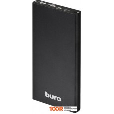 Портативное зарядное устройство Buro RA-12000-AL-BK