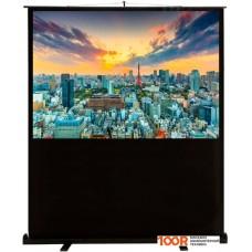 Проекционный экран CACTUS FloorCompactExpert 150x200 CS-PSFLCE-200X150