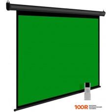 Проекционный экран CACTUS GreenMotoExpert 200x200 CS-PSGME-200X200