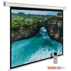 Проекционный экран CACTUS MotoExpert 280x280 CS-PSME-280x280-WT