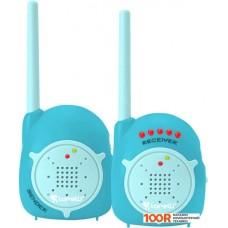 Радионяня Lorelli Baby Phone (голубой)