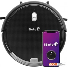 Робот-пылесос iBoto Smart X615GW Aqua