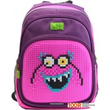 Сумка для ноутбука 4ALL Kids RK61-01N (фиолетовый/розовый)