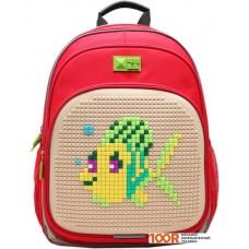 Сумка для ноутбука 4ALL Kids RK61-04N (красный/бежевый)