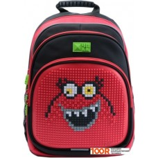 Сумка для ноутбука 4ALL Kids RK61-06N (красный/черный)